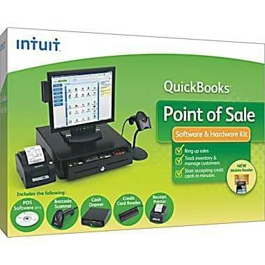 QuickBooks POS Payments
