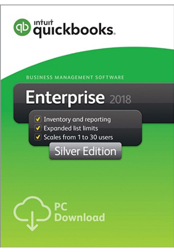 2018 QuickBooks Enterprise Silver