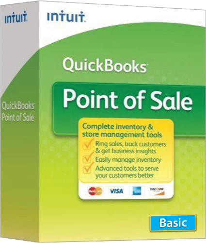 2018 QuickBooks Point of Sale: Basic