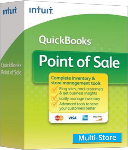 2018 QuickBooks Point of Sale: Multi-Store