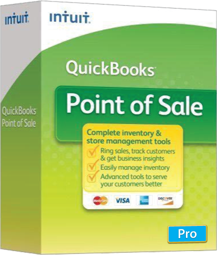 2018 QuickBooks Point of Sale: Pro
