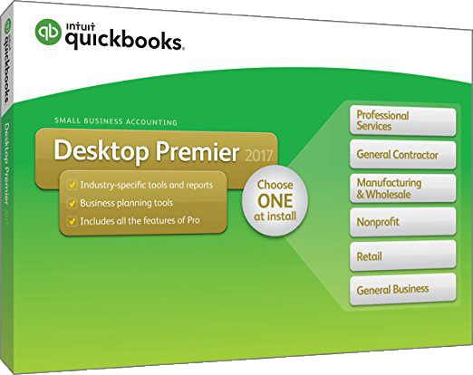 Upgrade And Download QuickBooks Premier - Download quickbooks products