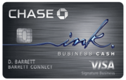 Ink Business Cash(SM) Credit Card