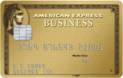 The Business Gold Rewards Card® from American Express OPEN