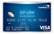 Capital One Spark Miles Select for Business