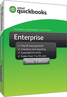 QuickBooks Enterprise 2017 Silver Edition