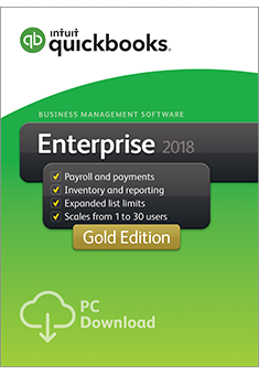 QuickBooks Enterprise Gold