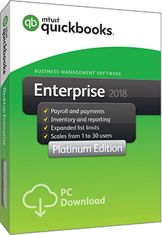QuickBooks Enterprise Platinum