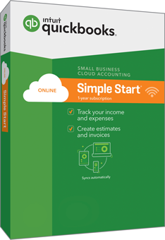 QuickBooks Online Simple Start 2017
