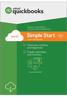 QuickBooks Online Simple Start 2018